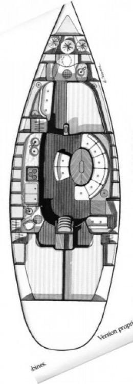 Segelboot mieten in Toulon - Bénéteau First 45 F5