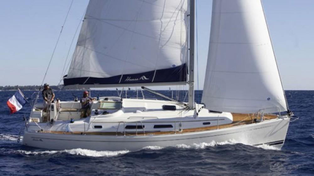 Verhuur Zeilboot in La Rochelle - Hanse Hanse 370