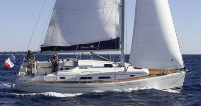 Rental Sailboat in La Rochelle - Hanse Hanse 370