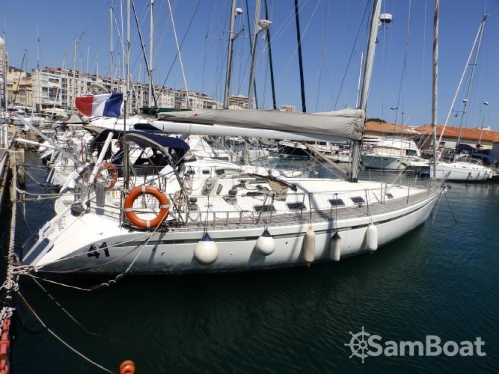 Location yacht à Toulon - Bénéteau First 45 F5 sur SamBoat