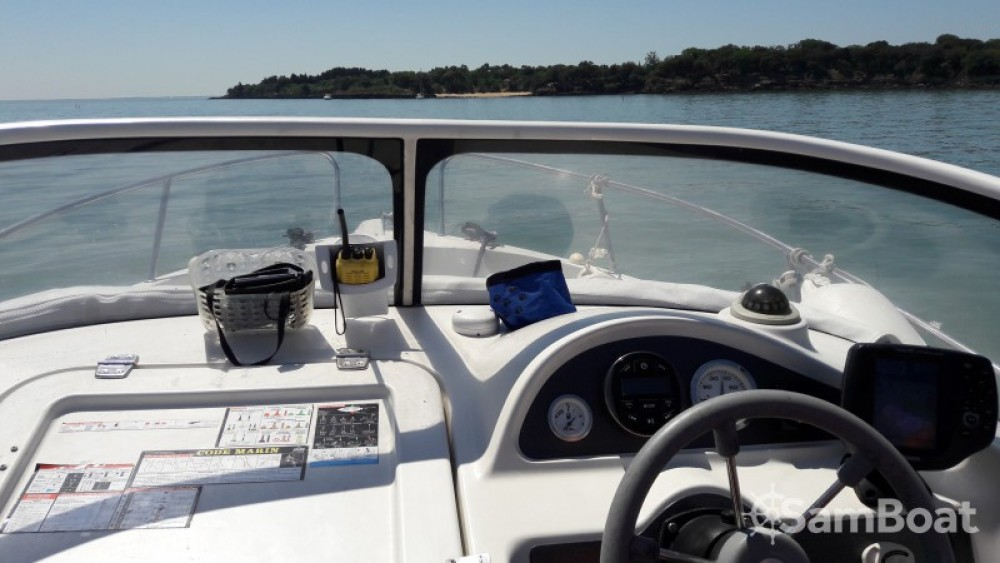 Quicksilver Quicksilver 630 WA between personal and professional La Rochelle