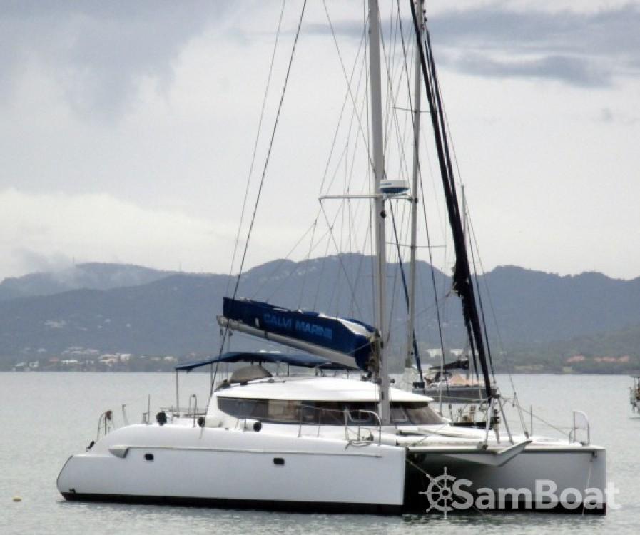 Yacht-Charter in La Rochelle - Fountaine Pajot Lavezzi 40 auf SamBoat