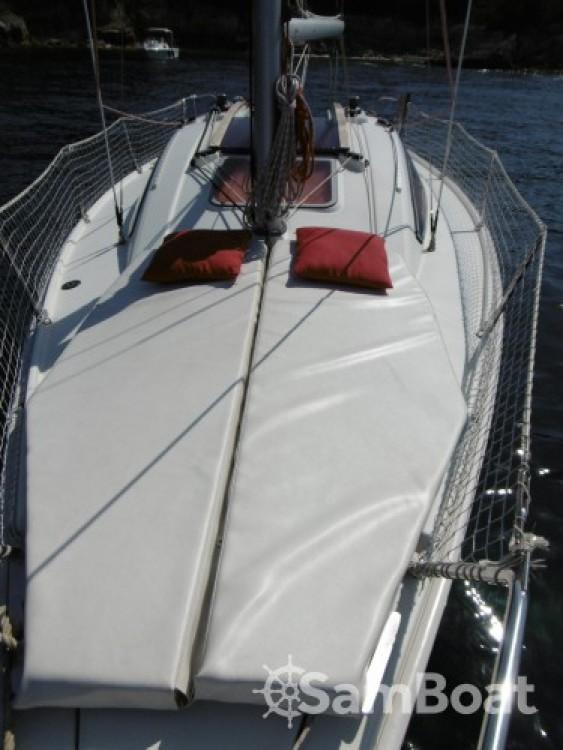 Huur een Jeanneau Sun Way 25 in Golfe-Juan