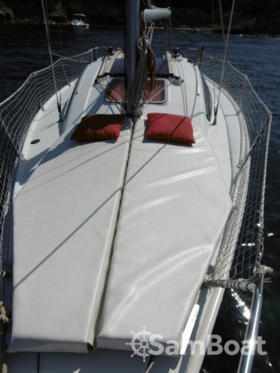Bootsverleih Golfe-Juan günstig Sun Way 25