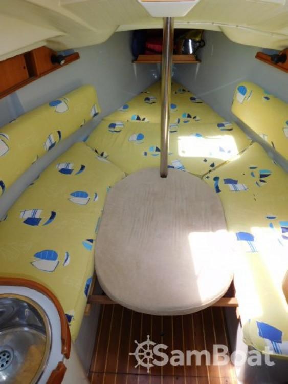 Noleggio Barca a vela con o senza skipper Jeanneau Golfe-Juan