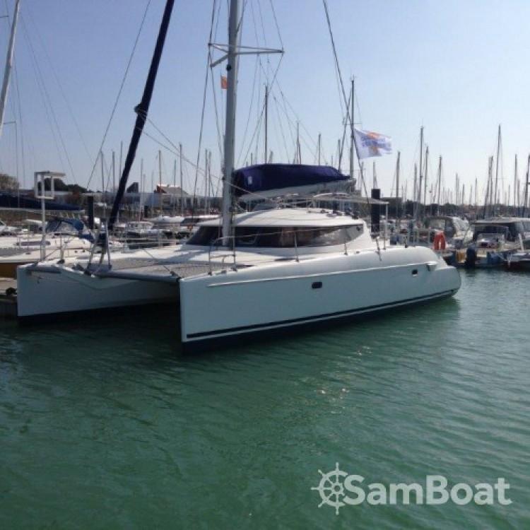 Location bateau La Rochelle pas cher Lavezzi 40