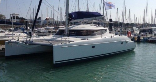 Location yacht à La Rochelle - Fountaine Pajot Lavezzi 40 sur SamBoat