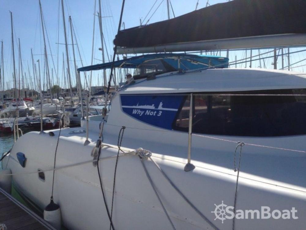Location yacht à La Rochelle - Fountaine Pajot Lavezzi 40 sur SamBoat