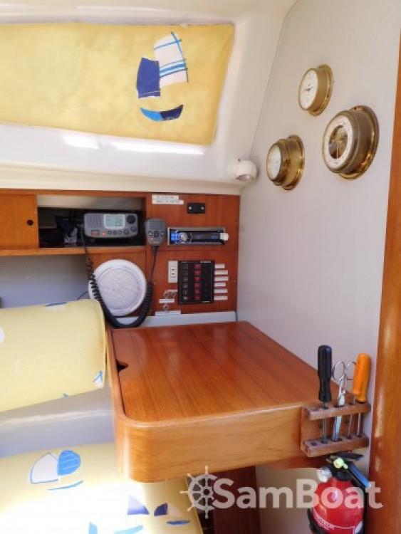 Noleggio yacht Golfe-Juan - Jeanneau Sun Way 25 su SamBoat