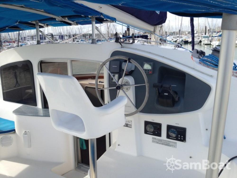Louer Catamaran avec ou sans skipper Fountaine Pajot à La Rochelle