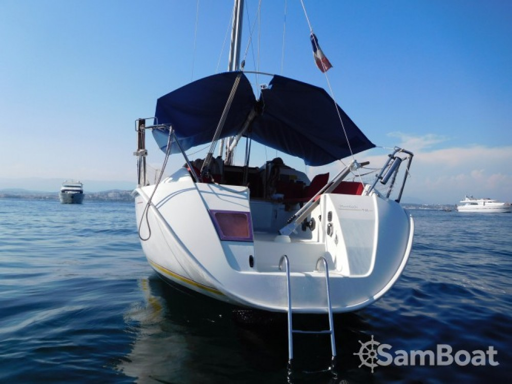 Noleggio barche Jeanneau Sun Way 25 Golfe-Juan su Samboat
