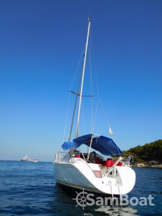 noleggio Barca a vela Golfe-Juan - Jeanneau Sun Way 25