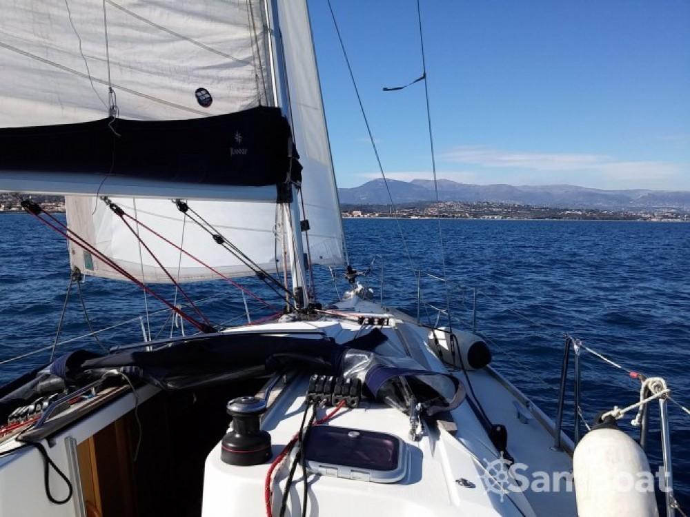 Louer Voilier avec ou sans skipper Jeanneau à Cannes