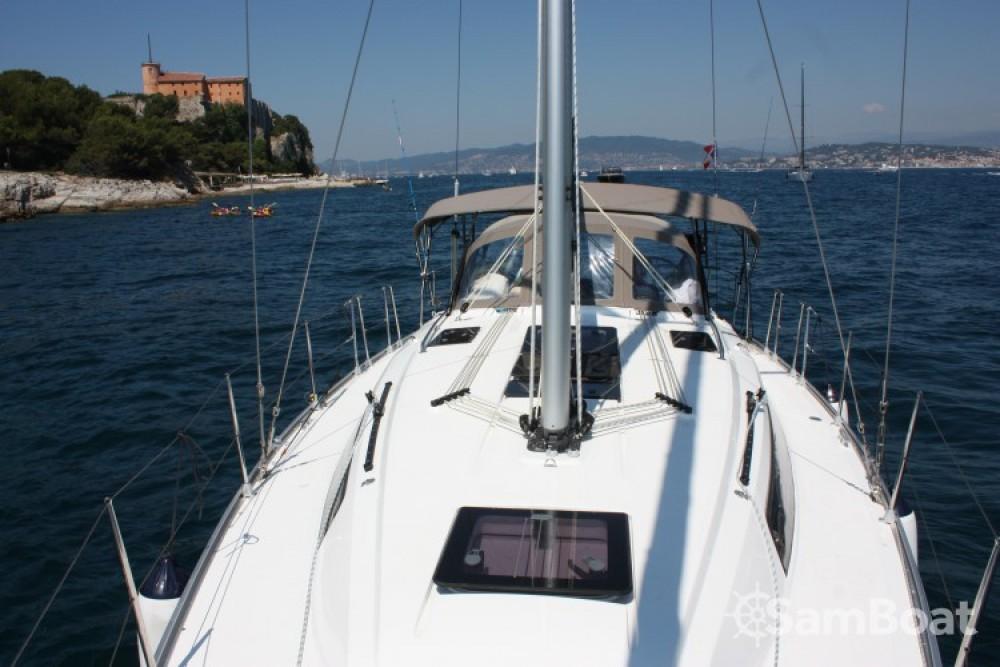 Huur Zeilboot met of zonder schipper Bavaria in Golfe-Juan