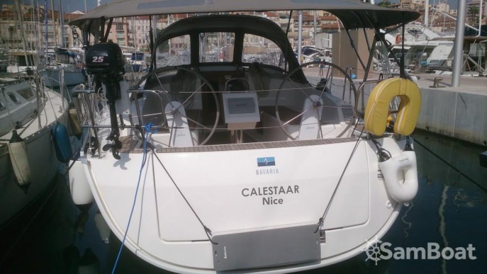 Bootverhuur Golfe-Juan goedkoop Cruiser 37