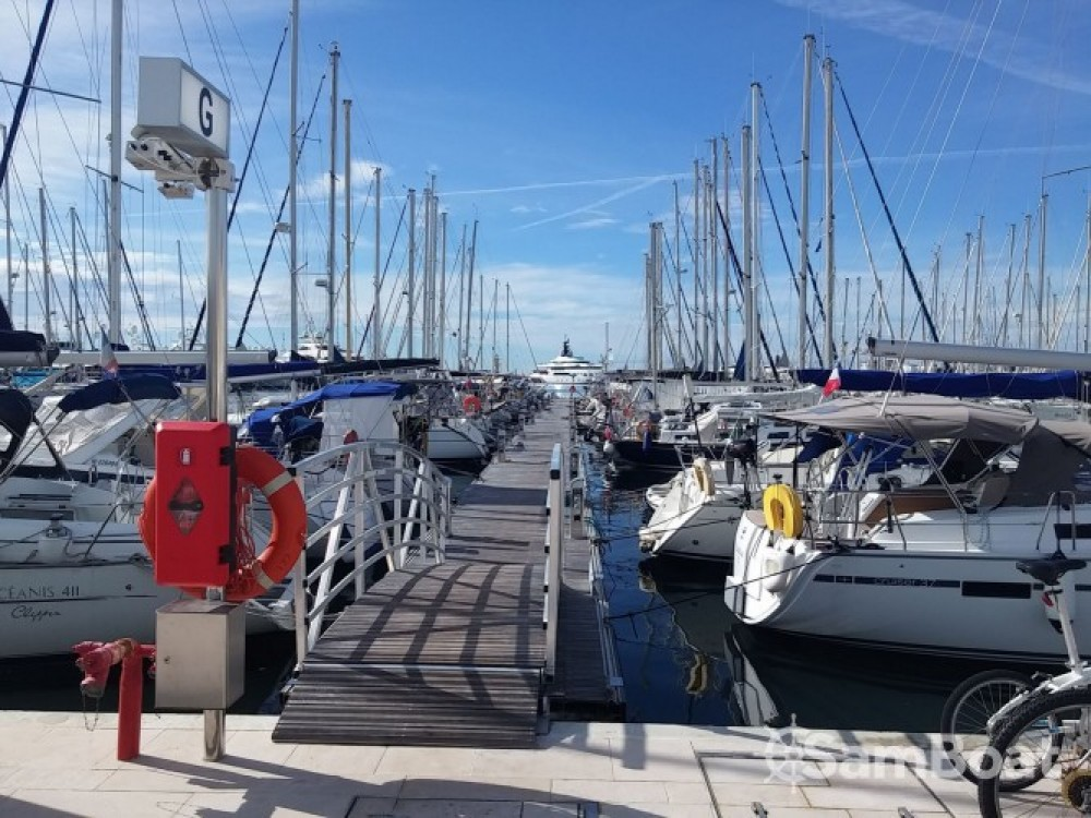 Jachthuur in Cannes - Jeanneau Sun Odyssey 36i via SamBoat
