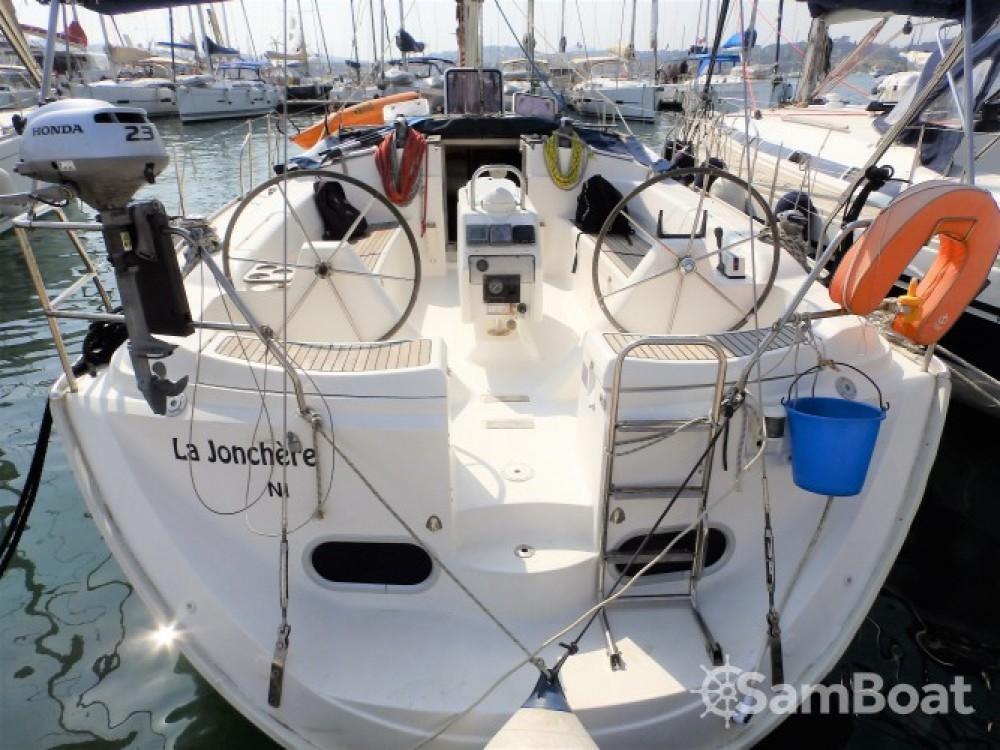 Verhuur Zeilboot in Bandol - Gibert Marine Gib Sea 43