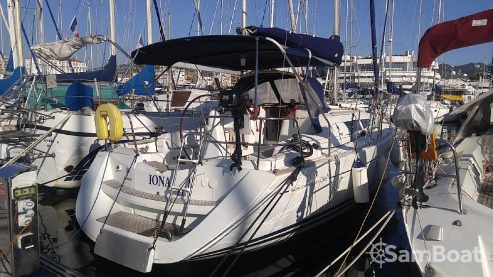 Location bateau Jeanneau Sun Odyssey 36i à Cannes sur Samboat