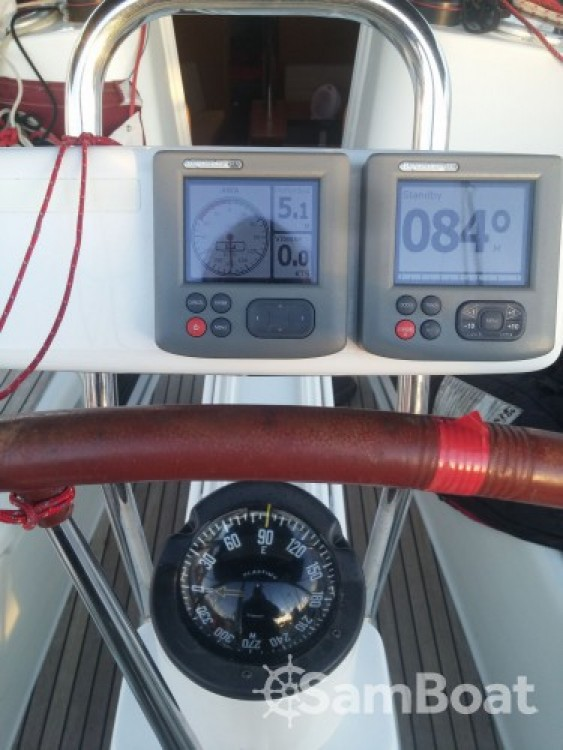 Segelboot mit oder ohne Skipper Jeanneau mieten in Cannes