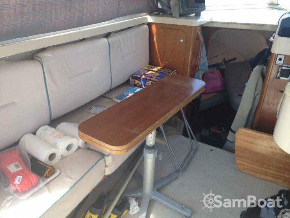 Huur Motorboot met of zonder schipper Bénéteau in Six-Fours-les-Plages