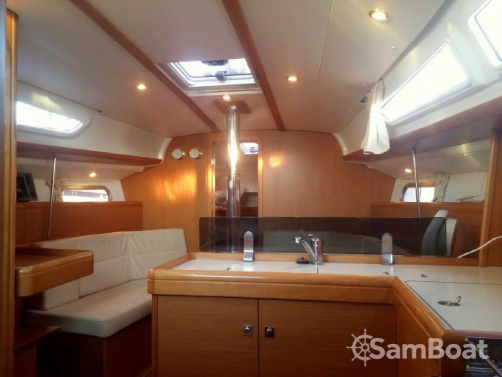 Bootsverleih Cannes günstig Sun Odyssey 36i
