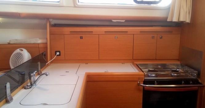 Location yacht à Cannes - Jeanneau Sun Odyssey 36i sur SamBoat