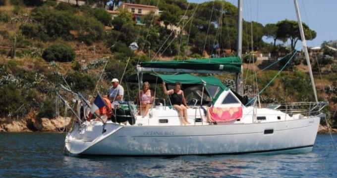 Noleggio Barca a vela con o senza skipper Bénéteau Golfe-Juan