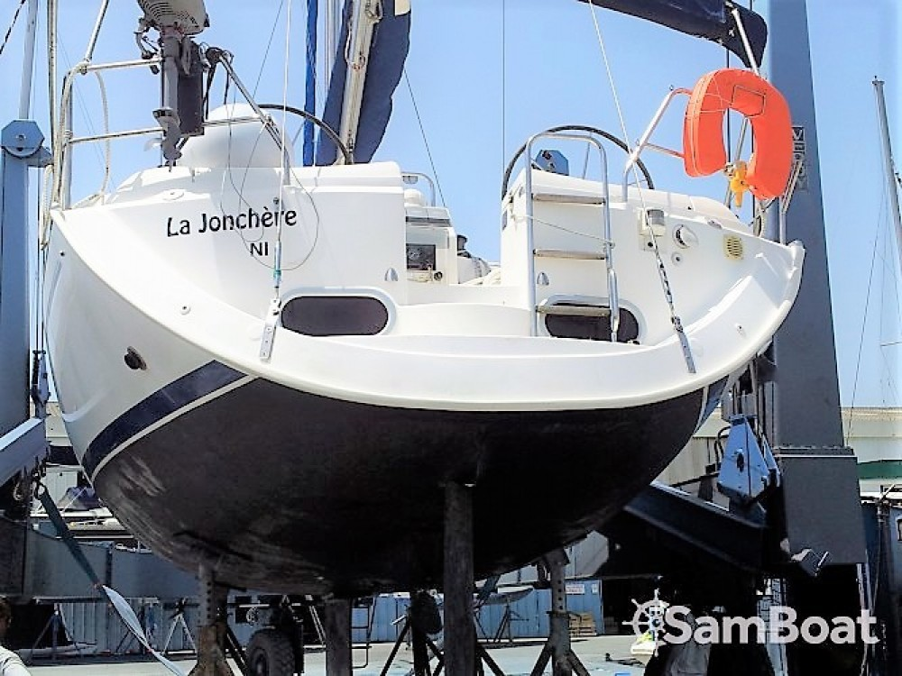 Louer Voilier avec ou sans skipper Gibert Marine à Bandol
