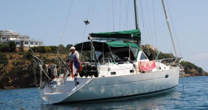 noleggio Barca a vela Golfe-Juan - Bénéteau Oceanis 36 CC