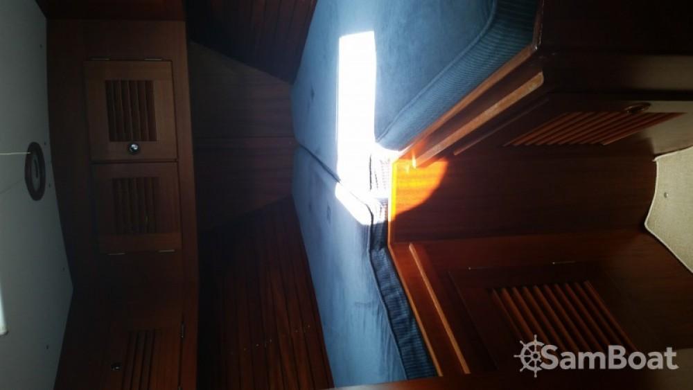 Yacht-Charter in Villeneuve-Loubet - Hallberg-Rassy Hallberg Rassy 42E auf SamBoat