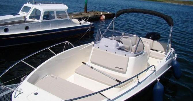 Louer Bateau à moteur avec ou sans skipper Quicksilver à Lège-Cap-Ferret