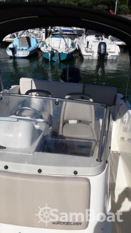 Huur Motorboot met of zonder schipper Quicksilver in Lège-Cap-Ferret