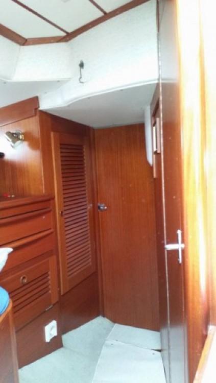 Vermietung Segelboot Hallberg-Rassy mit Führerschein