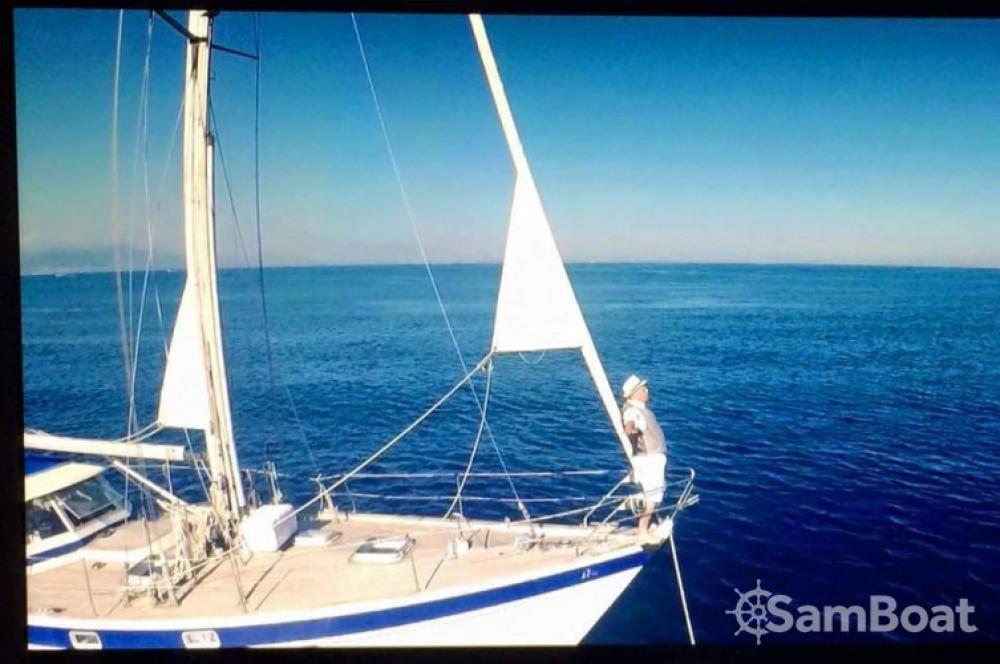 Segelboot mieten in Villeneuve-Loubet - Hallberg-Rassy Hallberg Rassy 42E