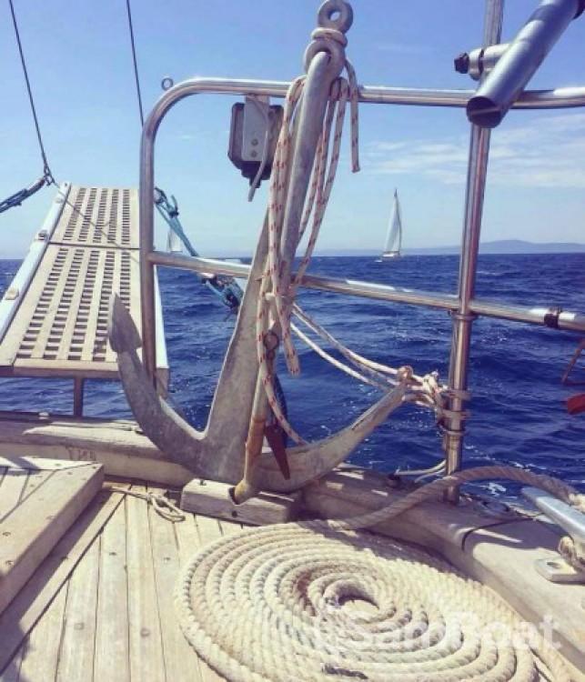 Bootsverleih Hallberg-Rassy Hallberg Rassy 42E Villeneuve-Loubet Samboat