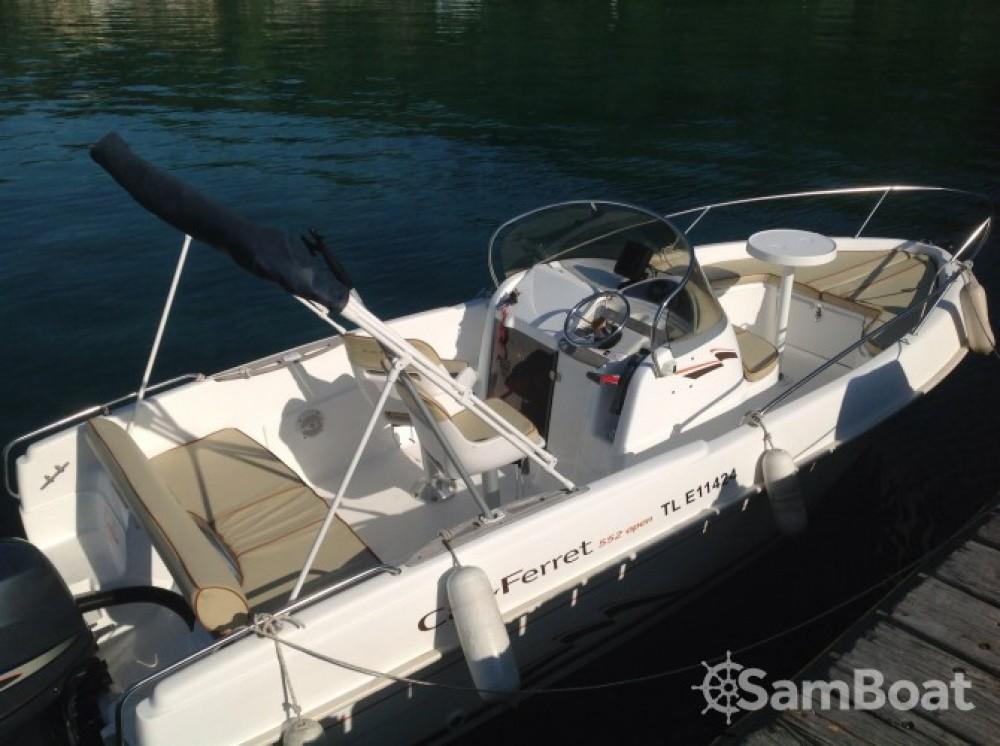 Location Bateau à moteur à Cannes - B2 Marine Cap Ferret 552 Open Swing