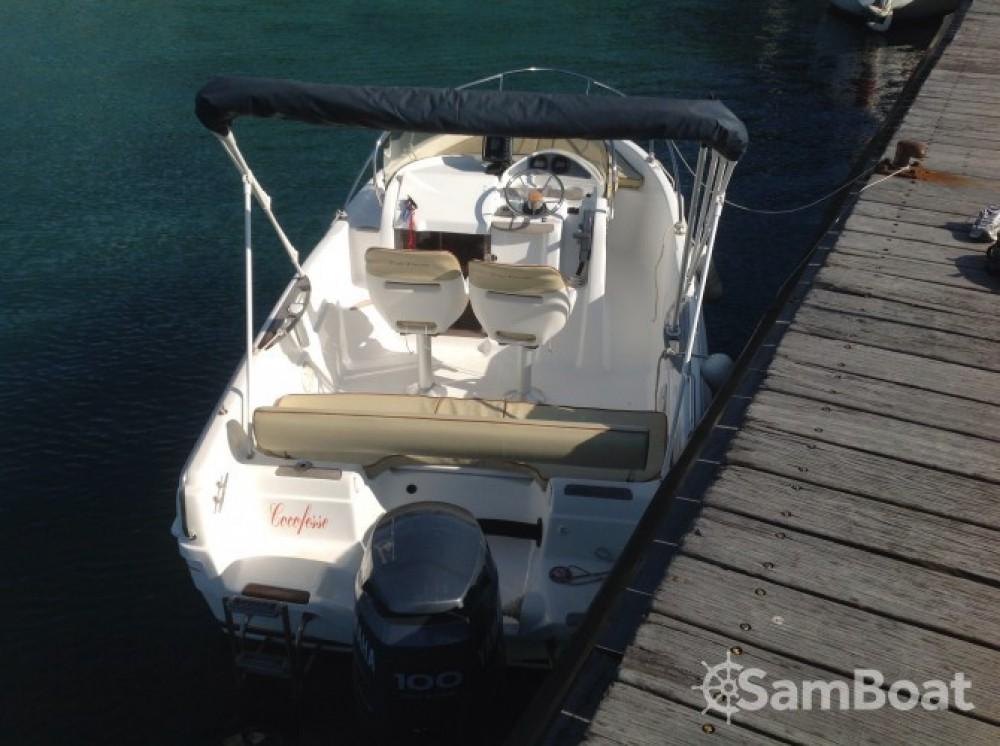 Bootverhuur B2 Marine Cap Ferret 552 Open Swing in Cannes via SamBoat