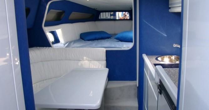 Motorboot mieten in Saint-Tropez - Performance 11 metres