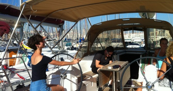 Louer Voilier avec ou sans skipper Dufour à Sanary-sur-Mer