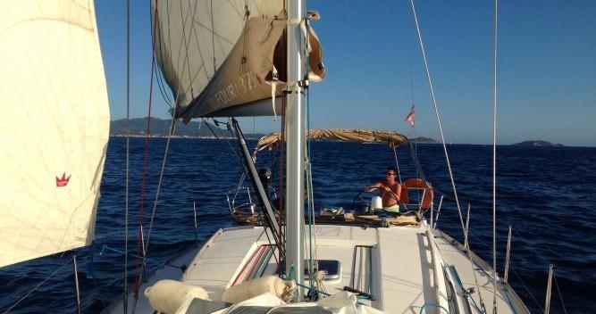 Dufour Dufour 375 entre particuliers et professionnel à Sanary-sur-Mer