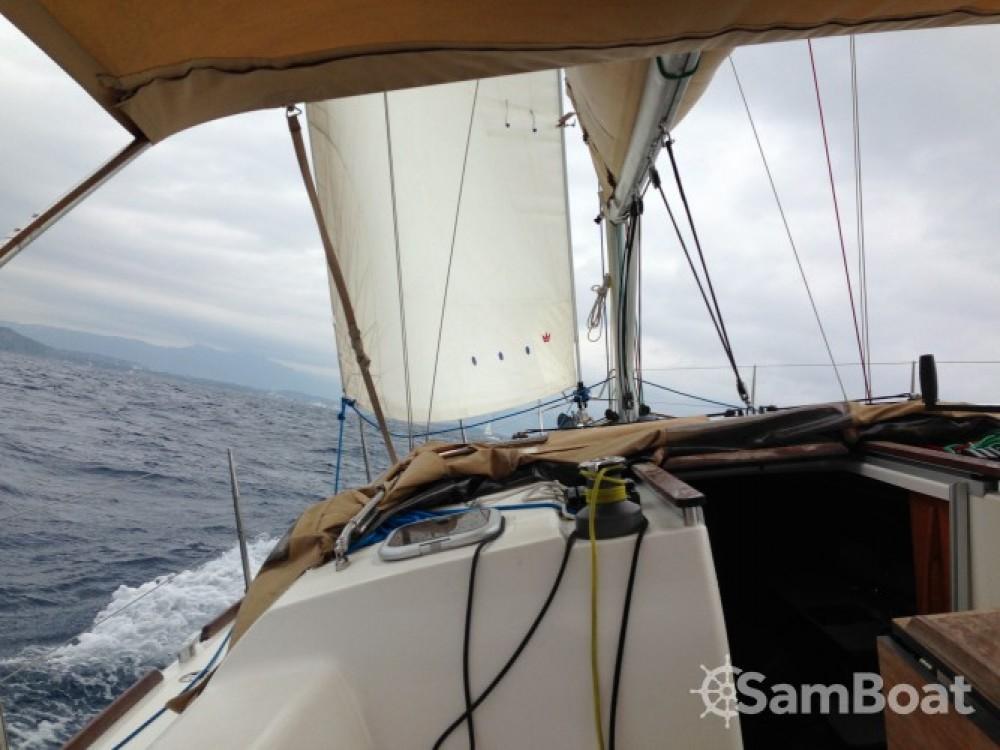 Jachthuur in Sanary-sur-Mer - Dufour Dufour 375 via SamBoat