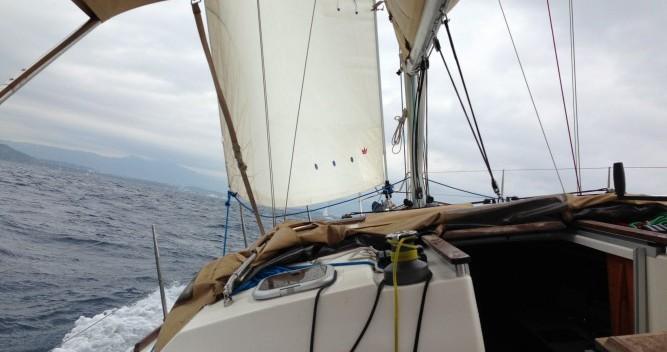 Louez un Dufour Dufour 375 à Sanary-sur-Mer