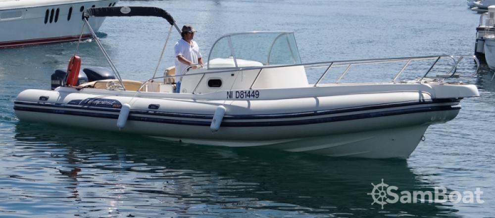 Location bateau Capelli Tempest 900 WA à Mandelieu-la-Napoule sur Samboat