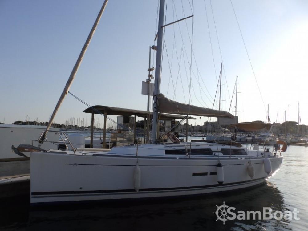 Voilier à louer à Sanary-sur-Mer au meilleur prix