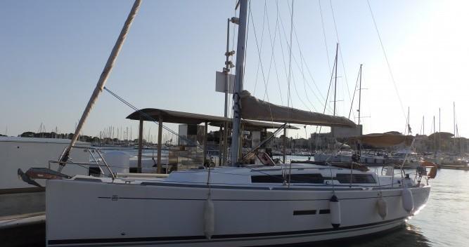 Location bateau Sanary-sur-Mer pas cher Dufour 375