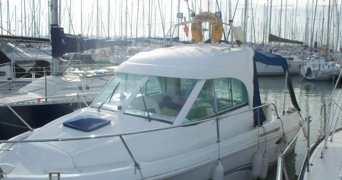 Location bateau La Rochelle pas cher Antares 6