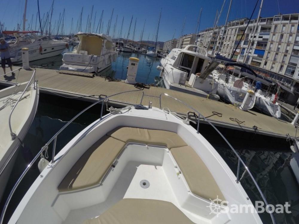 noleggio Barca a motore Tolone - Jeanneau Cap Camarat 650