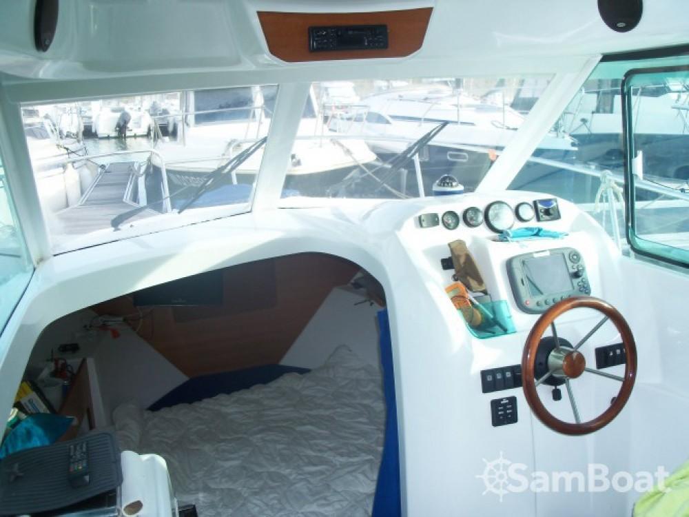 Verhuur Motorboot in La Rochelle - Bénéteau Antares 6