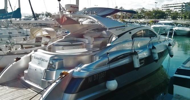Location yacht à Port Pierre Canto - Moa Platinum 40 sur SamBoat
