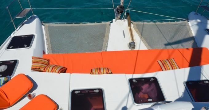 Location bateau Port Grimaud pas cher Lagoon 420